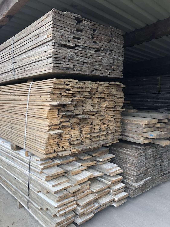 Salvaged Wood Flooring