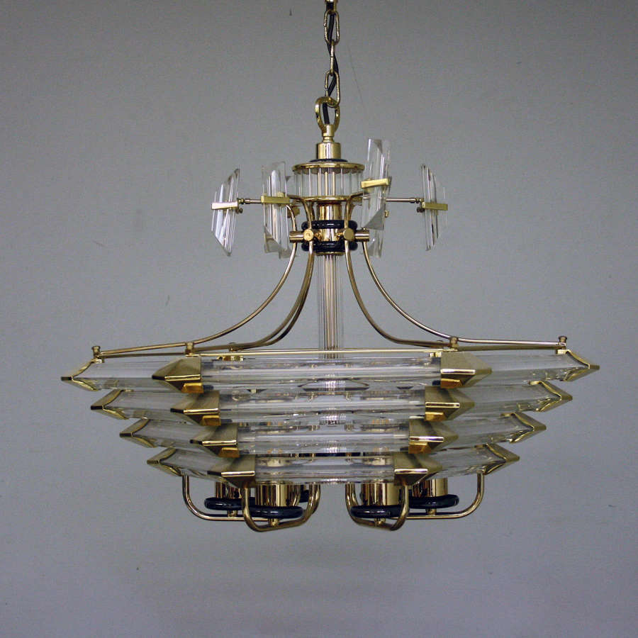 20th Century Bakalowits  & Sohne Chandelier