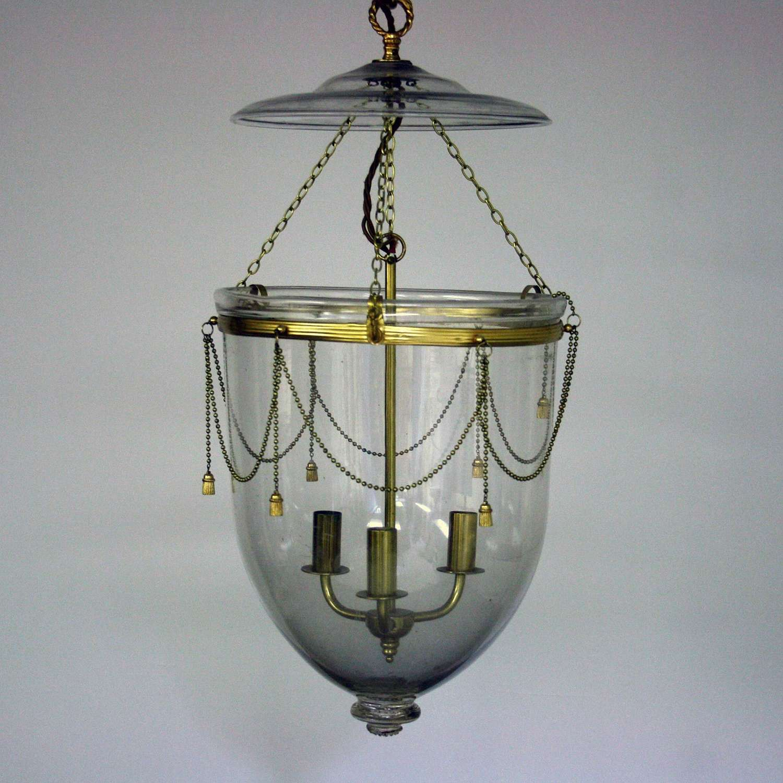 Early 20th Century Bell Jar Lantern