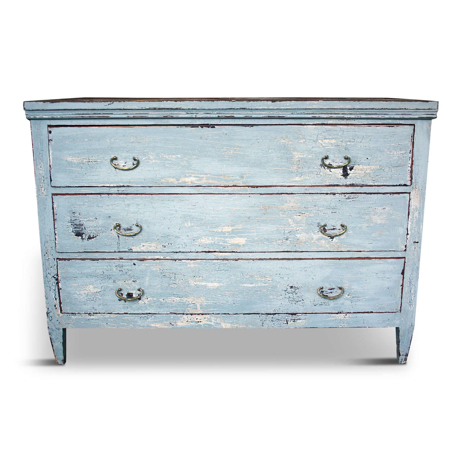 20th Century Painted Chest of Drawers