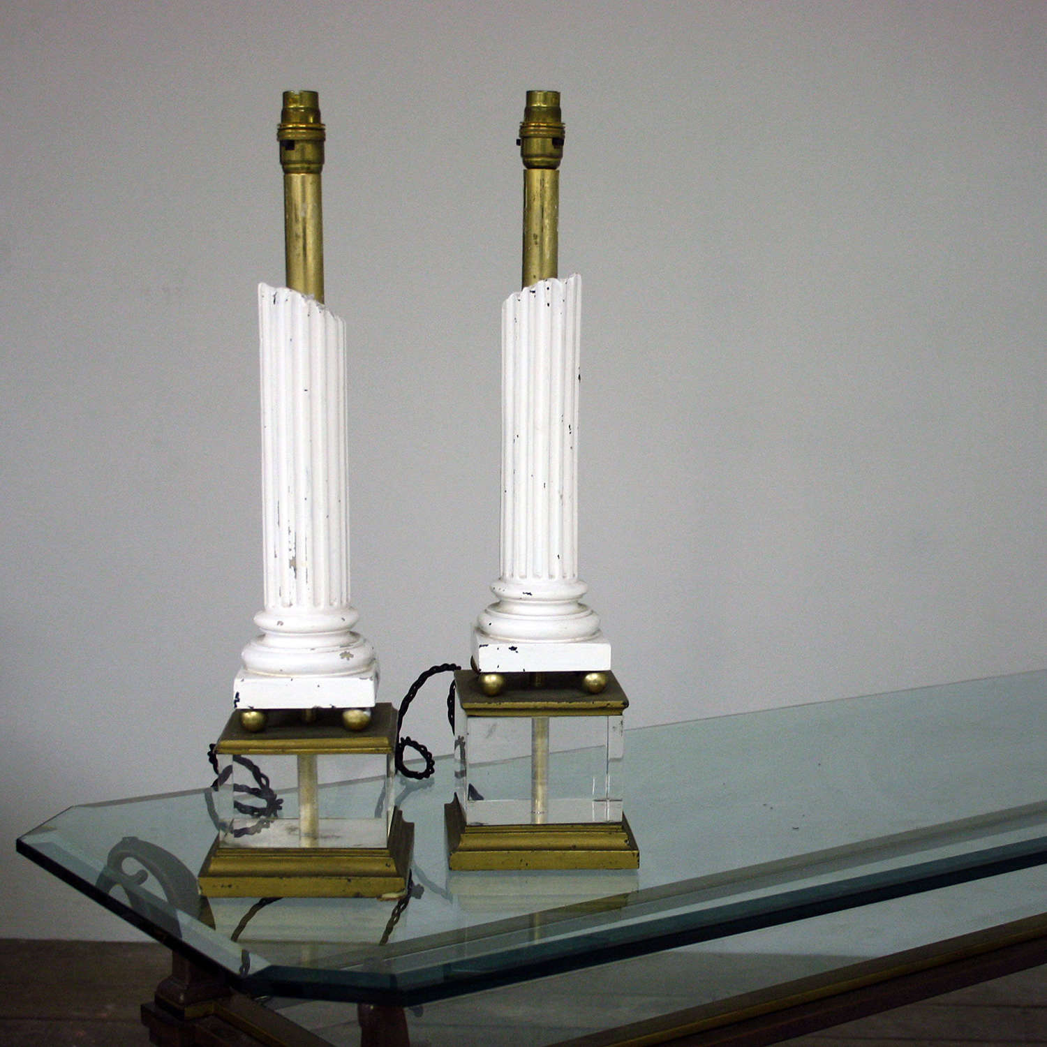 20th Century Grand Tour Table Lamps