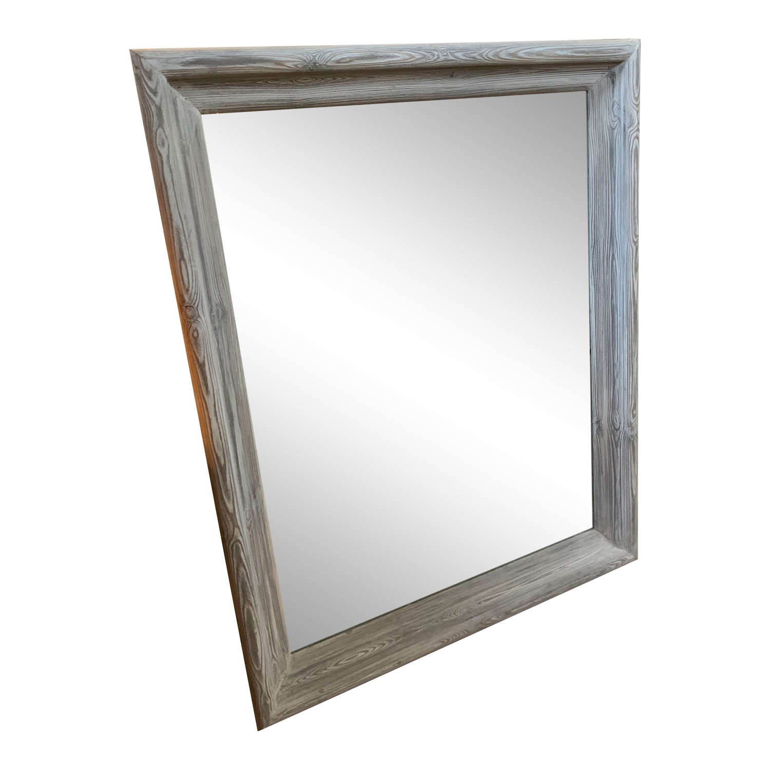 Shabby Chic Rectangular Mirror